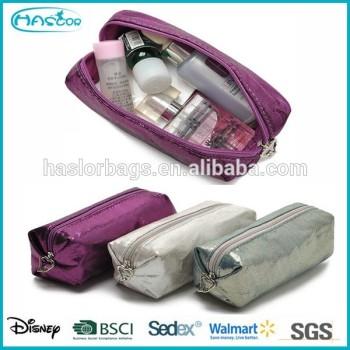 Petit sac cosmétique / boîte de cosmétiques / sac de lavage pour dame