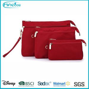 New design Wholesale custom travel toiletry bag set for women
