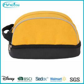 Custom gros polyester imperméable sac de lavage de voyage