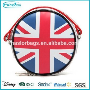2015 New Design of Roll Cosmetic Bag for Girls
