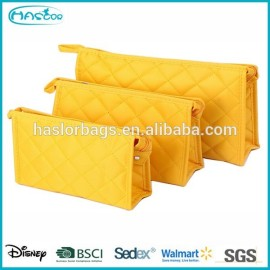 Promotion coloré sac cosmétique affichage pour femme