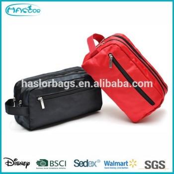 Nylon sac cosmétique / boîte de cosmétiques / sac de lavage de voyage