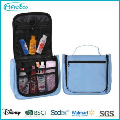 Wholesale custom waterproof hanging korean cosmetic travel bag