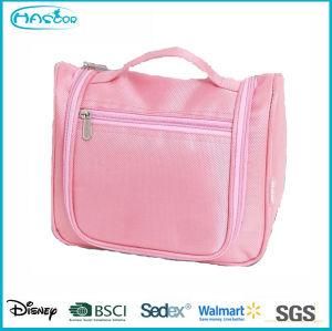 Wholesale custom contents travel waterproof cosmetic bag multi pocket
