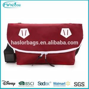Messager girl bag girl school sling bag