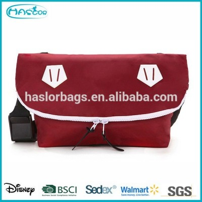 Messager girl bag girl school sling bag