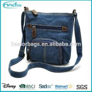 Fashion Janes Color Canvas Shoulder Bag for Lady