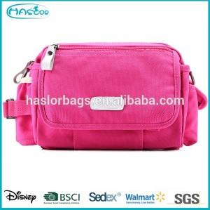 2015 simple canvas shoulder bags woman shoulder messenger bags