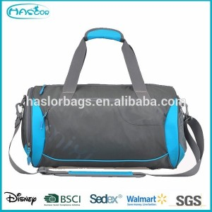 Fashionable unique best quality gym bag shoulder strap