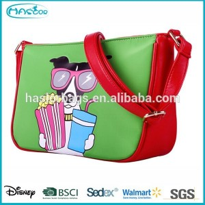2015 New Design of Fashion Shoulder Bag with Dog Printing