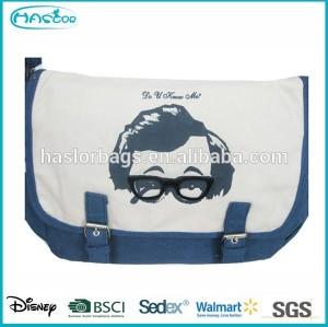 2015 trendy hot style college student shoulder bag