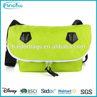High quality simple design shoulder strap book bag