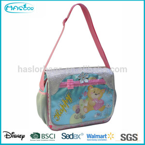 Patterned Fashion Custom Cute Shouler Messenger Bags for girls