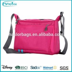 Fashion Triangle Shoulder Bag / College Girls Shoulder Bags for Girls