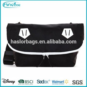 2014 New Cool Side Bags for Boys with Shoulder Strap