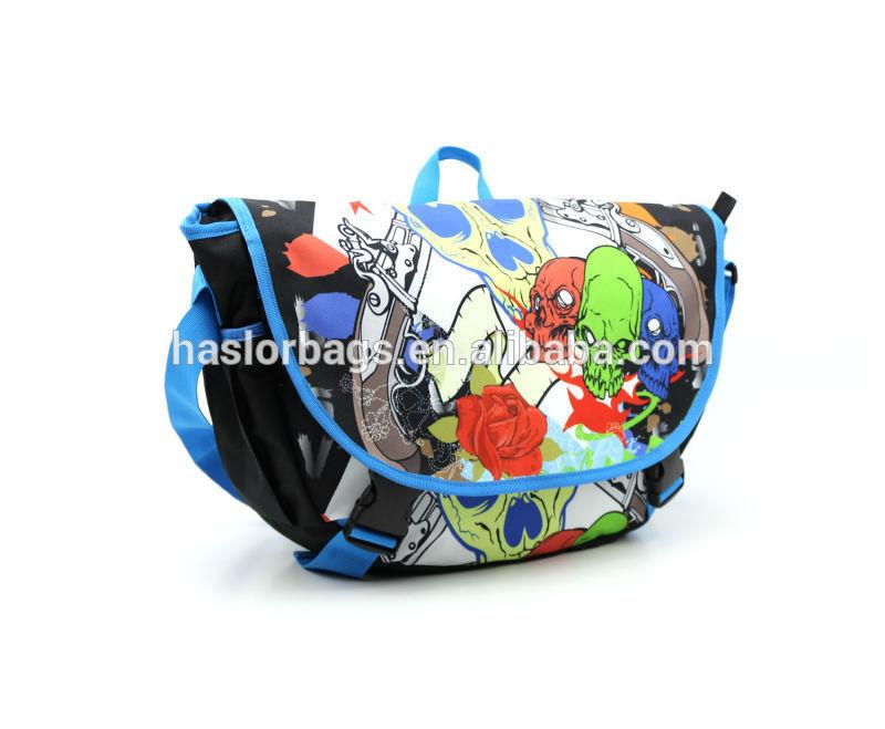 2015 New design model popular shoulder bag for boy