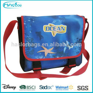 Wholesale Fashion fabric School Shouler Messenger Bags for boys
