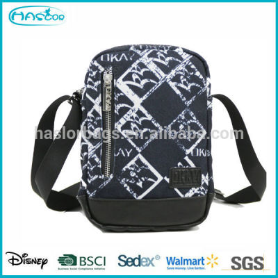 2014 New Design Fashion Pattern Shoulder Bag for Men