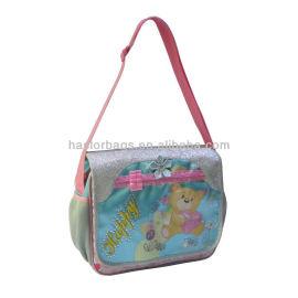 Sacs d'école de mode 2014 pour les filles sac de messager pour les enfants de chine fabricant de sac d'école