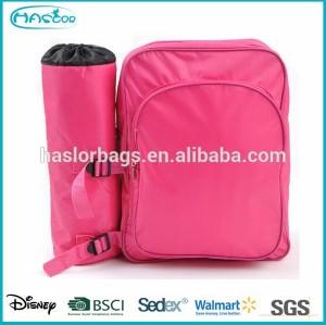 2015 Fashion Useful Backpack Style Cooler Bag for Kids