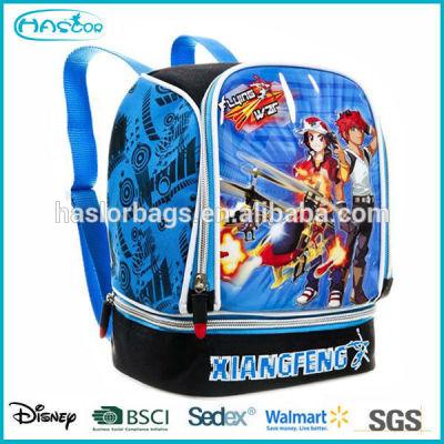 Kids picnic backpack lunch bag