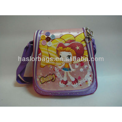 Hot Products Silk Screen Cartoon Lunch Bag