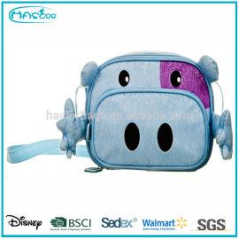 Mignon et de la mode bleu feutre sacs à Lunch pour enfants