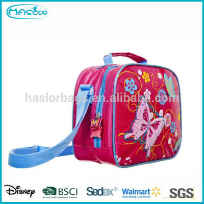 Wholesale Beautiul Insulated Fitness Shoulder Cooler Kids Lunch Bag by Factory