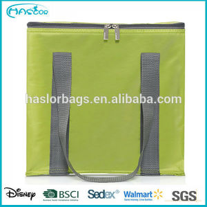 2015 Cheap custom fitness insulated wholesale lunch bag
