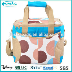 New design colorful insulated lunch bags for office ladies