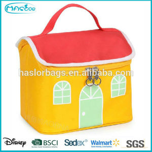 Wholesale custom cute lunch cooler bag by insulation material