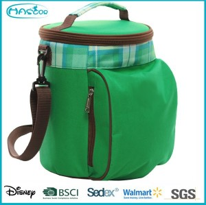 New design fashion insulated whole foods cooler bag office lady