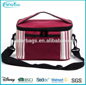 2015 new design wholesale insulated lunch bags for high school student