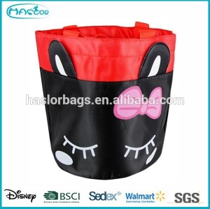 Cute Cartoon Thermal Lunch Bag for Girls