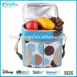 Mode double compartiment isolé sacs à Lunch pour adultes