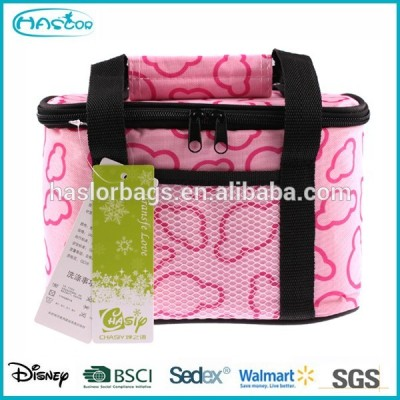 6 pack insulated cans cooler bag