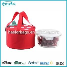 fraise fruit rond sac de protection thermique pour garder