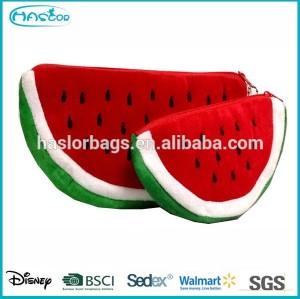Lovely Watermelon Pencil Bag / Funny Pencil Case