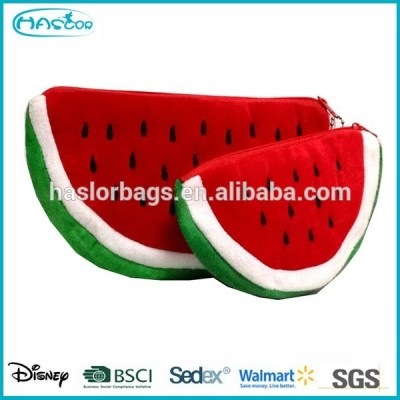 Lovely Watermelon Pencil Bag / Funny Pencil Case