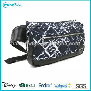 2014 New Product Leisure Waist Bag in Canvas for Men