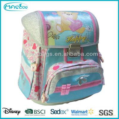2016 cheap children hard shell backpack school hard shell bag