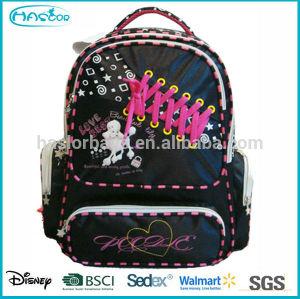 Wholesale Hot Selling Polyester Cute Kids School Backpack bag