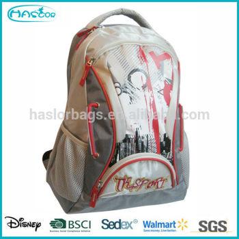 Gros haut de gamme étudiants sacs à dos à l'école pour adolescents garçons