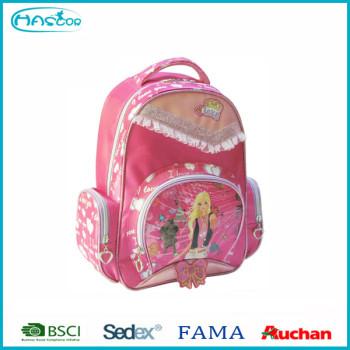 Nouveau design de mode pas cher gros utilisé sac d'école des enfants