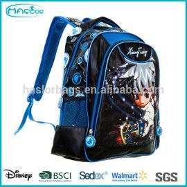 Gros personnage de dessin animé enfants sac à dos sac d'école de la chine fournisseur
