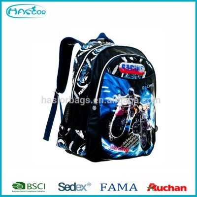 Top Quality Fashion School Backpack Bag 2014 from School Bag Manufacturer with Audit