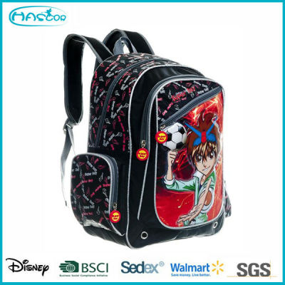 New Style Wholesale Cartoon Character Kids Children School Bags for Boys
