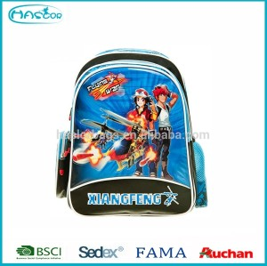 Wholesale cartoon character Child School Bag Backpackn for Boys in Quanzhou