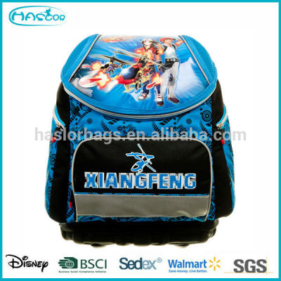 Fashion Strong School Bag 2014 for Kids from China Supplier with Disne Audit