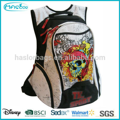 Wholesale Custom New Style Fashion High School Backpack 2016 for Boys